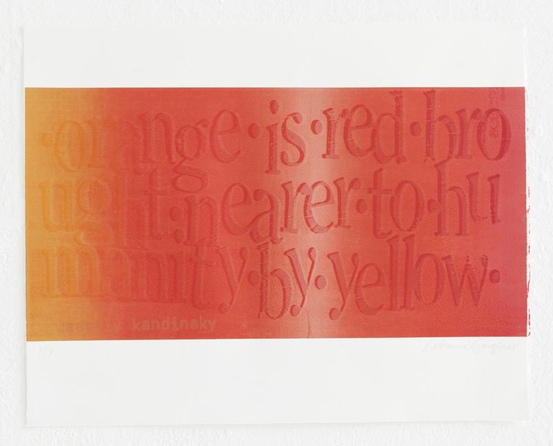 'Spectrum Orange'