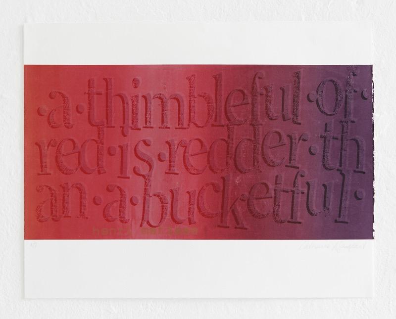 'Spectrum Red'