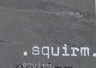 'squirm'