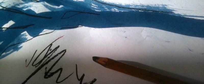 Workshop…Making Marks…19 March 2016