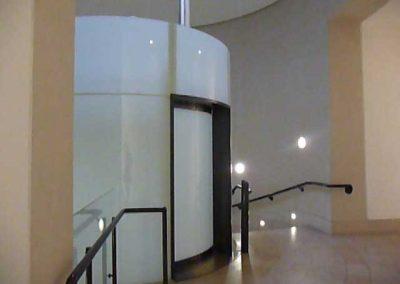 lift at RSA